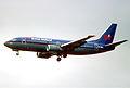 95dp - British Midland Airways Boeing 737-33A; G-OBMJ@LHR;01.06.2000 (5276276215).jpg