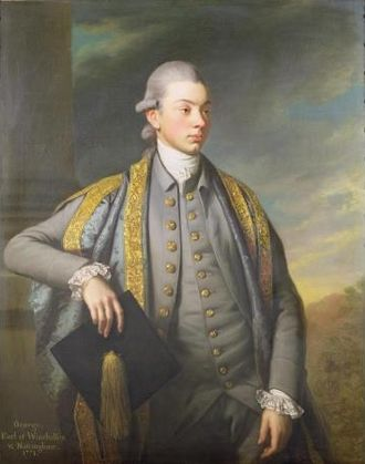 George Finch, 9th Earl of Winchilsea - Image: 9th Earl Of Winchelsea