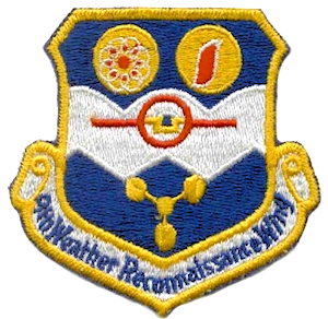 9th Weather Reconnaissance Wing - Emblem of the 9th Weather Reconnaissance Wing