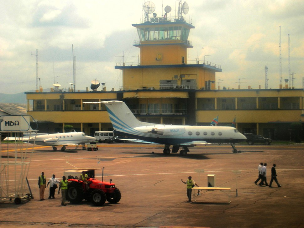 Aéroport International de N'djili Kinshasa