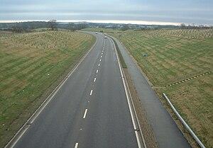A511 road - Image: A511road 004