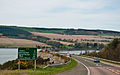 A9 near Dingwall, Ross and Cromarty, Scotland, 18 April 2011 - Flickr - PhillipC.jpg