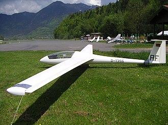 Rolladen-Schneider LS3 - Image: AF DASSU 1