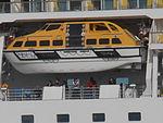 AIDAbella Lifeboat 18 Tallinn 16 May 2013.JPG