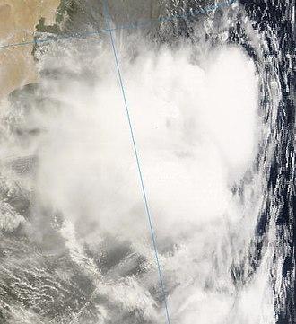 2008 North Indian Ocean cyclone season - Image: ARB 01 2008