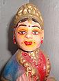 A (female) Kondapalli toy at Vijayawada.JPG