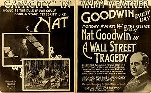 Nathaniel Carl Goodwin - A Wall Street Tragedy (1916)