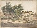 A Wooded Landscape Near Beekhuizen MET DP800685.jpg