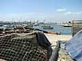 A fishing scene - Ferragudo - The Algarve, Portugal (1469054153).jpg