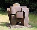A garden feature Gibberd Garden Essex England 02.JPG