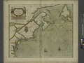 A new chart of the sea coast of Newfound land, New Scotland, New England.... NYPL481136.tiff