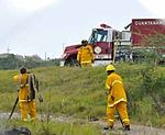 A red fire engine at Guantanamo -a.jpg