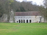 AbbayeFontaineGuérard10