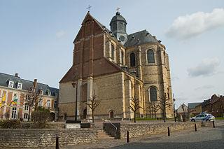 Grimbergen Abbey monastery