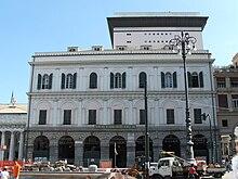 Accademia Ligustica di Belle Arti a piazza De Ferrari, Genova.jpg