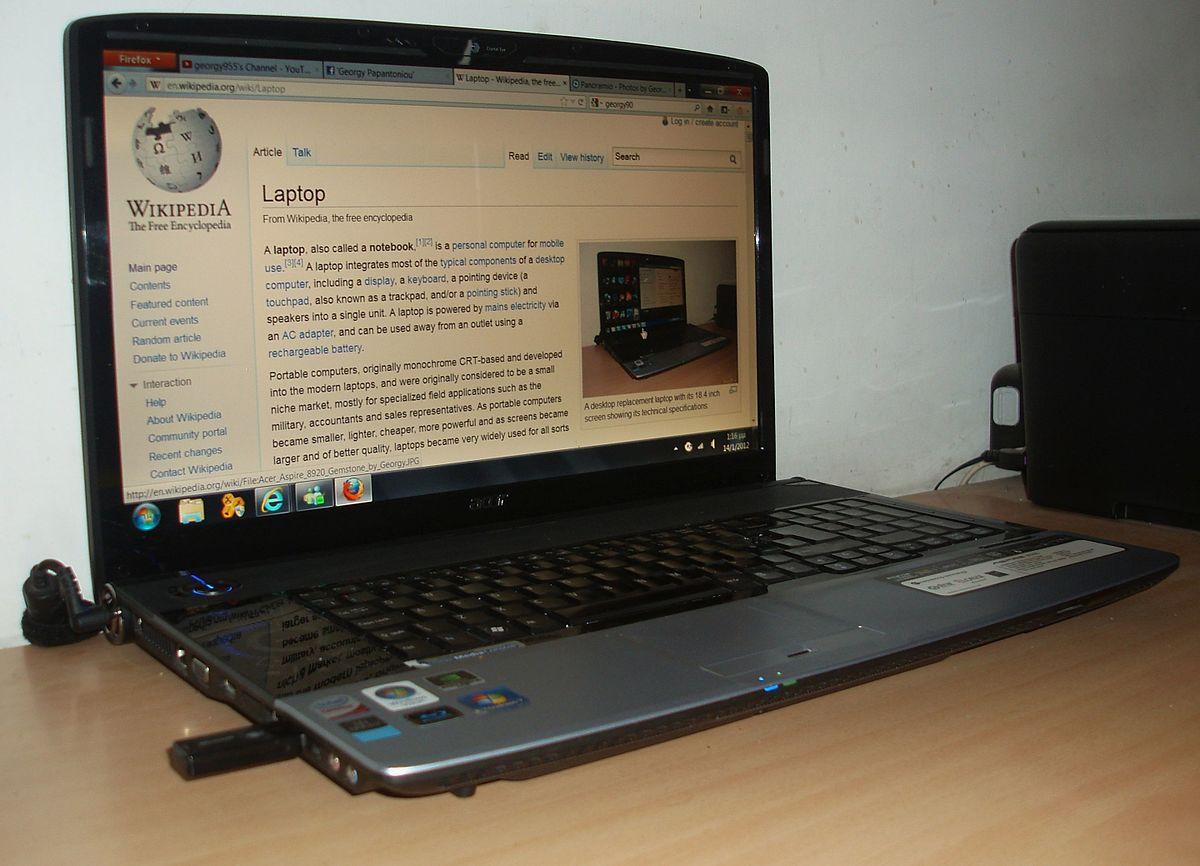 Laptop – Wikipédia e914d4347e