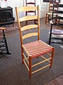 Adam Nudd-Homeyer 4 Slat Tappan Side Chair ca 2010s -present.jpg