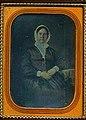 Adeline Gold, Daguerreotype, Circa 1850 (13037033955).jpg