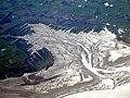 Aerial photograph, estuary, Westerhaver.jpg