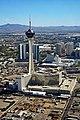 Aerial view Casino Stratosphere LAS 09 2017 4906.jpg