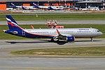 Aeroflot, VQ-BTU, Airbus A321-211 (44207286371).jpg