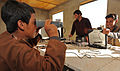 Afghan Local Police, Afghan Ministry of the Interior inprocessing 111218-N-UD522-275.jpg
