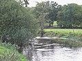 Afon Teifi, north of Llanfair Clydogau, Ceredigion - geograph.org.uk - 566733.jpg