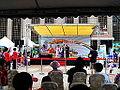 Against Gender-Based Violence Acting Drama on Stage 20121006.JPG