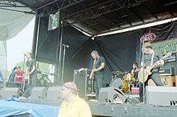 Gli Against Me! al Warped Tour 2006