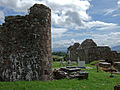 Aghadoe Round Tower and Church - geograph.org.uk - 499563.jpg
