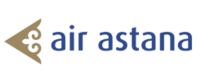 Logo der Air Astana