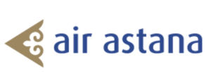 Air Astana - Image: Air Astana New Logo