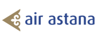 Air Astana - Image: Air Astana New Logo