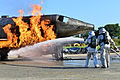 Aircraft mishap exercise tests JBLE, local emergency response capabilities 140725-F-YC840-047.jpg