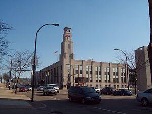 Akron Beacon Journal - Headquarters
