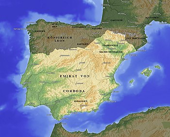 The emirate of Cordoba in the 10th century