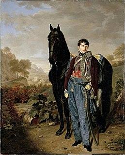 Albert Jean Michel de Rocca French army officer