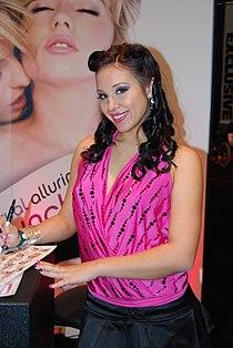 Alexa Jordan at AVN Adult Entertainment Expo 2008.jpg
