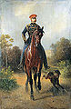 Alexander II of Russia by N.Sverchkov (19 c., Ostankino).jpg