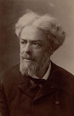 Alexis-Joseph Mazerolle - Alexis-Joseph Mazerolle by Nadar (1910).