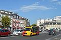 Alezan - Ligne 7B Tarbes Place Marcadieu.JPG