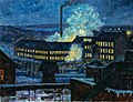 Alfred William Finch - Night View of a Factory.jpg