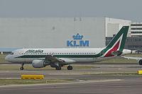 EI-DTI - A320 - Alitalia
