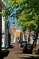Alkmaar - Baangracht - View NNE towards De Waag.jpg