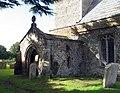 All Saints, Wretton, Norfolk - Porch - geograph.org.uk - 321394.jpg