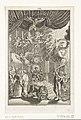 Allegorische voorstelling van de meerderjarigheid van prins Willem V, 1766, RP-P-1908-4771.jpg