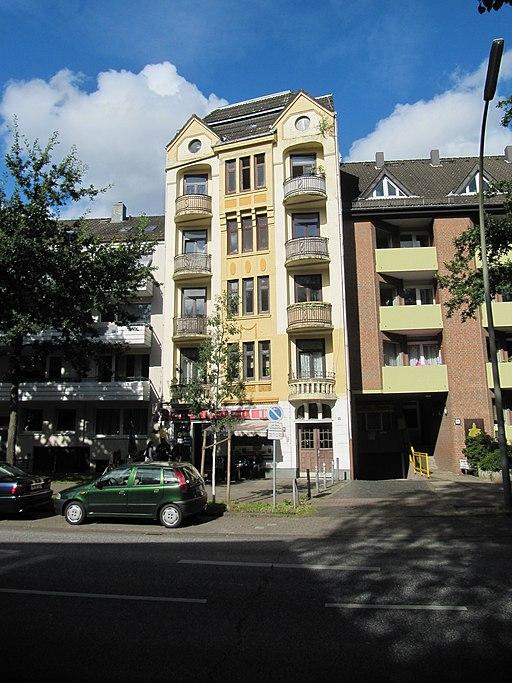 Altbau Hermannstal 43, Hamburg-Horn