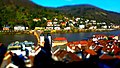 Alte Brucke Heidelberg from the Heiliggeistkirche - panoramio.jpg