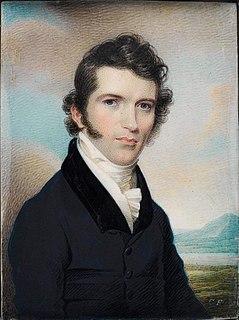 Charles Fraser (artist) American painter