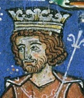 Amalric of Jerusalem - Image: Amalrich 1